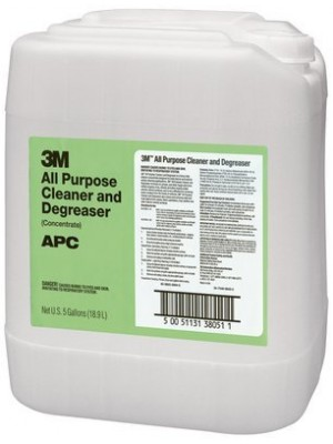 3M 38052 All Purpose Cleaner and Degreaser - 55 Gallon