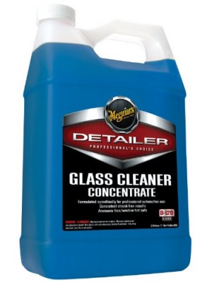 Meguiar's D12001 Glass Cleaner Concentrate - 1 Gallon