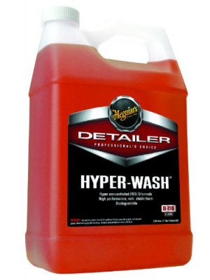 Meguiar's D11001 Hyper-Wash - 1 Gallon