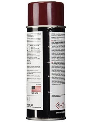 SEM Products 15273 Napa Red Color Coat - 12 oz.