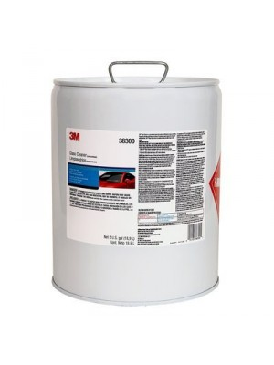 3M (38300) Glass Cleaner, 38300, 5 Gallon (US) [You are purchasing the Min order quantity which is 1 Pail]