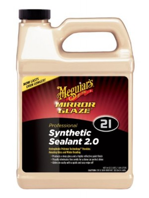 Meguiar's M21 Mirror Glaze Synthetic Sealant 2.0 - 64 oz.