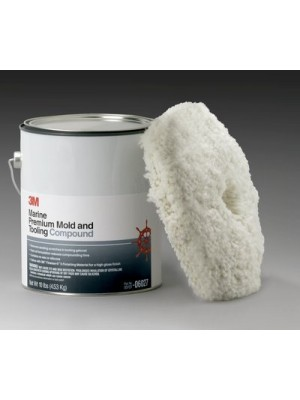 3M(TM) Premium Mold and Tooling Compound, 06027, Gallon, 4 per case You are purchasing the Min order quantity which is 4 EACH