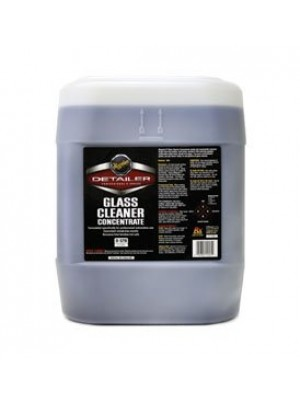 Meguiar's D12005 Glass Cleaner Concentrate - 5 Gallon