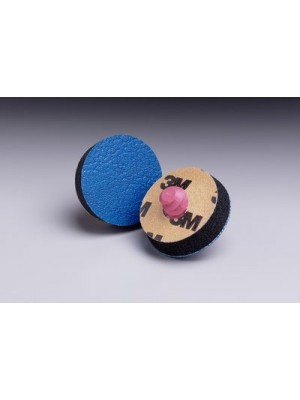 3M (28584) Sanding Pad 28584, 1-1/4 in Small Button [You are purchasing the Min order quantity which is 100 Pads]